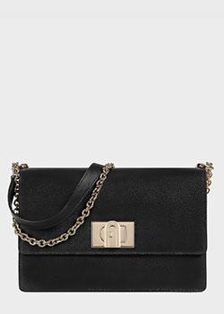 Маленькая сумка Furla 1927 Ares черного цвета, фото