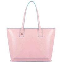 Женская сумка Piquadro Bl Square розового цвета, фото