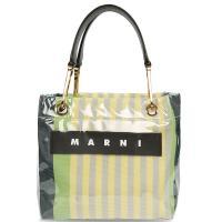 Желто-зеленая сумка Marni для женщин, фото