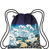 Городской рюкзак Loqi Museum Hokusai Fuji from Gotenyama, фото