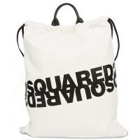 Женский рюкзак Dsquared2 белого цвета, фото