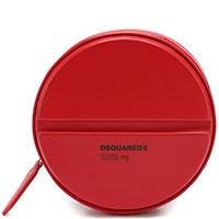 Поясная сумка Dsquared2 Pill круглой формы, фото