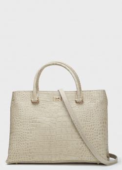 Женская сумка-тоут Cavalli Class из фактурной кожи, фото