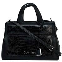 Сумка-тоут Calvin Klein черного цвета, фото