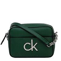 Сумка Calvin Klein в зеленом цвете, фото