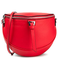 Поясная сумка Coccinelle Blackie красного цвета , фото
