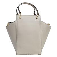 Женская сумка Coccinelle в белом цвете, фото