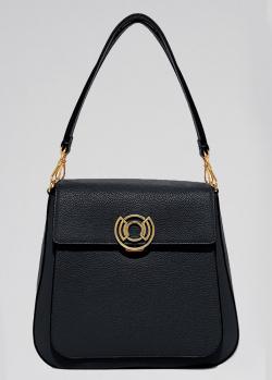 Деловая сумка Coccinelle черного цвета, фото