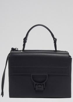 Сумка-портфель Coccinelle Arlettis Blackie черного цвета, фото
