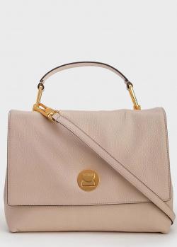 Сумка-портфель Coccinelle Liya со съемным ремнем, фото