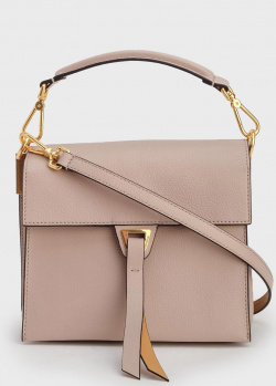 Сумка-портфель Coccinelle Louise бежевого цвета, фото
