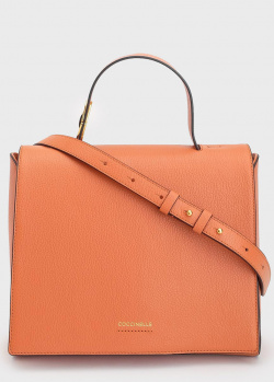 Женская сумка Coccinelle Josephine из зернистой кожи, фото