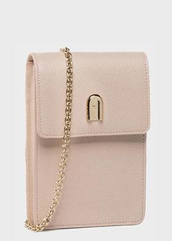 Женская сумка Furla 1927 из розовой кожи, фото
