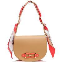 Коричневая сумка Elisabetta Franchi, фото