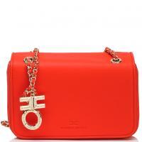 Красная сумка Elisabetta Franchi, фото