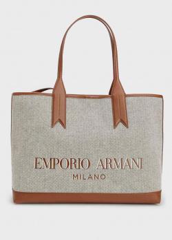 Сумка Emporio Armani с косметичкой, фото