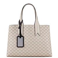 Женская сумка Emporio Armani с логотипом, фото