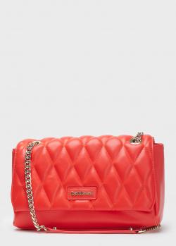 Красная сумка Baldinini Laurie на цепочке, фото