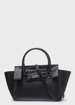 Деловая сумка Baldinini Grace черного цвета, фото