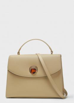 Бежевая сумка Baldinini Taylor со съемным ремнем, фото