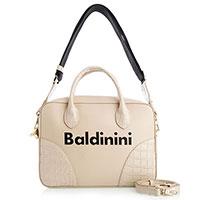 Бежевая сумка Baldinini Giulia со съемными ремнями, фото