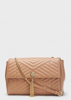 Стеганая сумка Baldinini Lana с несъемным ремнем, фото