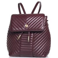 Стеганый рюкзак Baldinini Tracy бордового цвета, фото