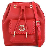 Сумка-мешок Baldinini Carry со сменными ремнями, фото