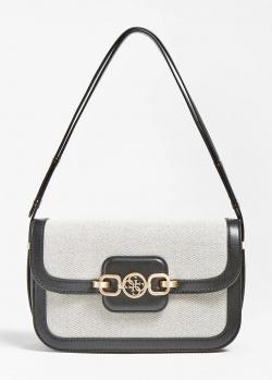 Женская сумка Guess Hensely из экокожи, фото