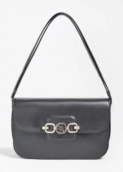 Женская сумка-багет Guess Hensely с регулируемым ремнем, фото
