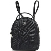 Мини-рюкзак John Richmond Star черного цвета, фото
