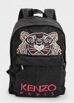 Рюкзак Kenzo с брендовой нашивкой, фото