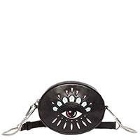 Круглая сумка Kenzo с изображением глаза, фото