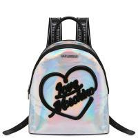 Рюкзак Love Moschino перламутрового цвета, фото