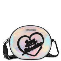 Перламутровая сумка Love Moschino кросс-боди, фото