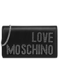 Сумка Love Moschino со стразами, фото