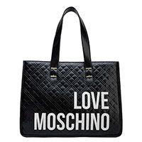 Сумка Love Moschino с узором в виде ромба, фото