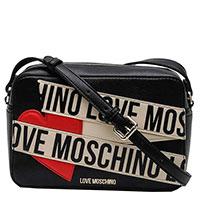 Женская сумка Love Moschino с яркой надписью, фото
