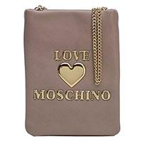 Маленькая сумка Love Moschino на цепочке, фото