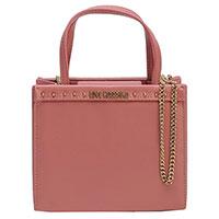 Сумка Love Moschino розового цвета, фото