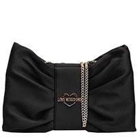 Вечерняя сумка Love Moschino в форме банта, фото