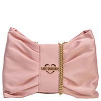 Сумка Love Moschino розового цвета в форме бантика, фото
