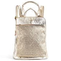 Рюкзак Nila&Nila золотистого цвета, фото