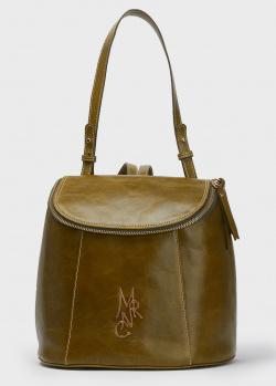 Женский рюкзак Marina Creazioni из гладкой кожи, фото