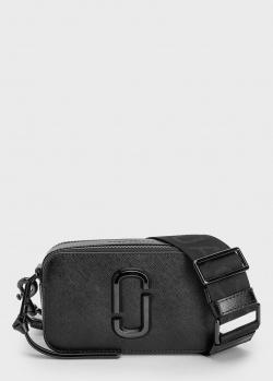 Маленькая сумка Marc Jacobs из кожи сафьяно, фото
