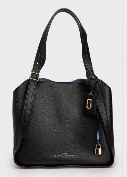 Черная сумка-тоут Marc Jacobs The Director с логотипом, фото