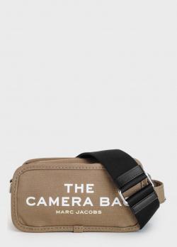 Сумка-клатч Marc Jacobs с черным широким ремнем, фото