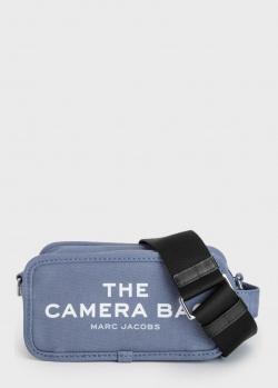 Сумка Marc Jacobs с брендовой надписью, фото