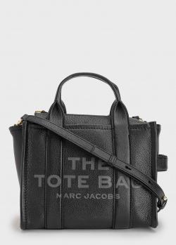 Сумка-тоут Marc Jacobs из кожи с тиснением, фото