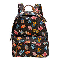 Рюкзак Michael Kors с принтом, фото